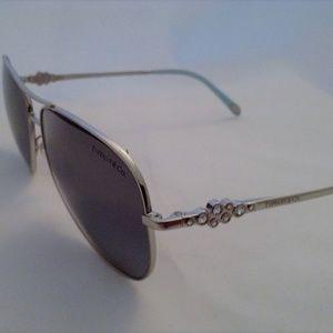 Tiffany Aviator Sunglasses
